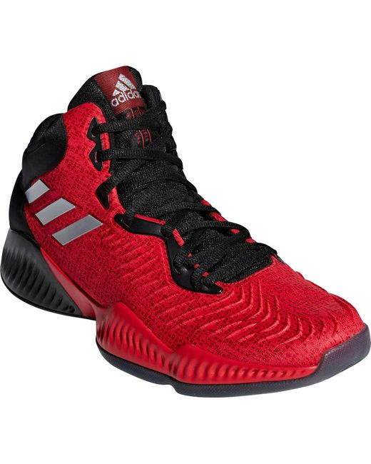 a144b6c89db9d ... Adidas - Red Mad Bounce 2018 Basketball Shoes for Men - Lyst ...