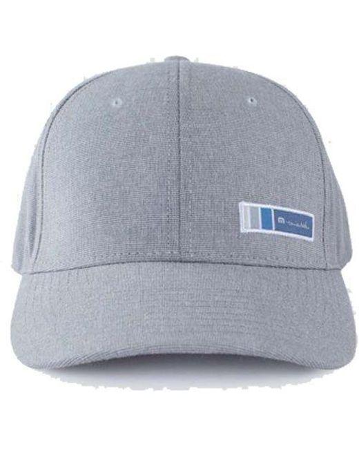 Lyst - Travis Mathew The Garden Snapback Golf Hat in Gray for Men e1820ecfc736