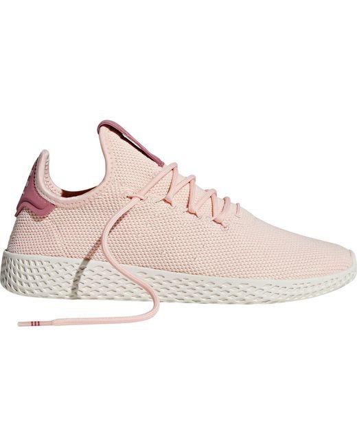 f000e8ea7 ... Adidas - Pink Originals Pharrell Williams Tennis Hu Shoes - Lyst ...