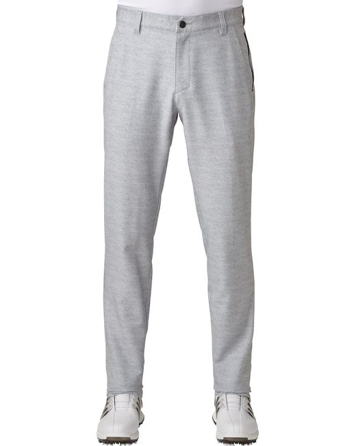 Adidas - Gray Ultimate 365 Prime Heather Tapered Golf Pants for Men - Lyst