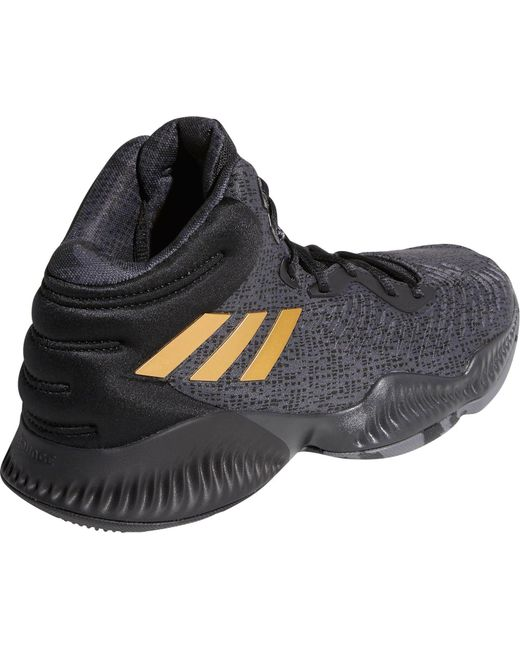 ec79e38ebb277 ... Adidas - Black Mad Bounce 2018 Basketball Shoes for Men - Lyst ...