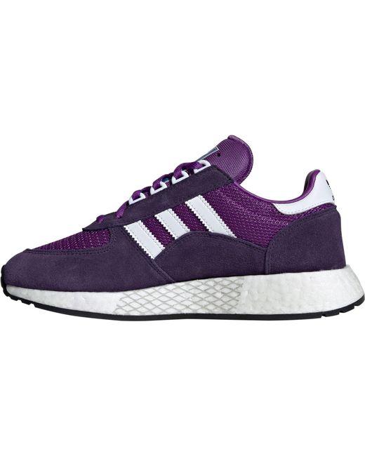 buy online b6f5f b6a92 ... Adidas - Purple Originals Marathon X 5923 Shoes - Lyst ...