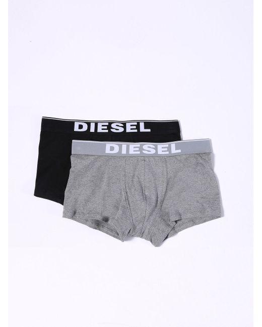 DIESEL   Black Umbx-korytwopack for Men   Lyst