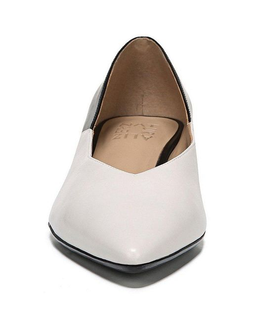Naturalizer Betty Leather Colorblock Pumps ivAYYo5Kg
