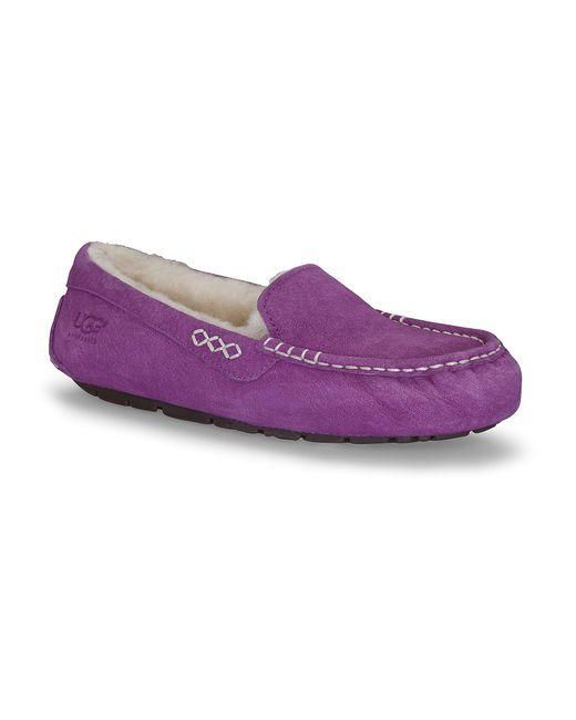 ugg purple ansley