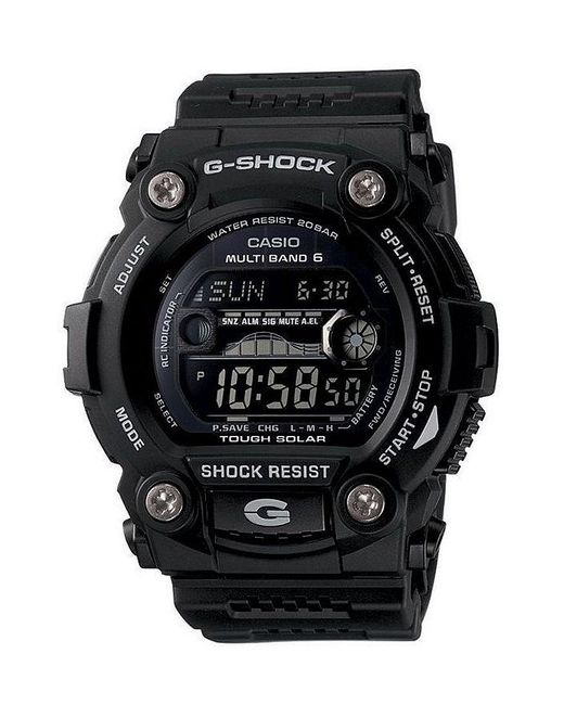 G-Shock   Black G-rescue Solar Atomic Digital Watch for Men   Lyst
