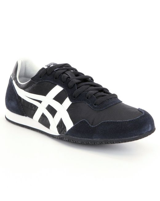 Asics | Black Onitsuka Tiger By Serrano Sneakers for Men | Lyst