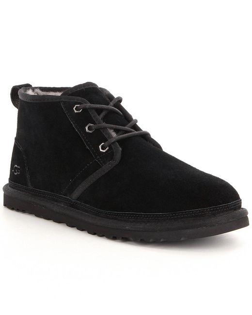 neumel ugg boots black