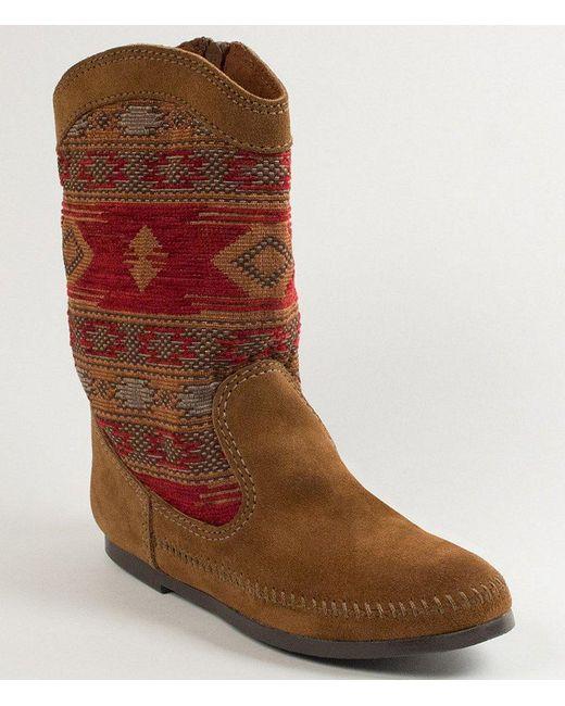 Minnetonka | Brown Baja Boots | Lyst