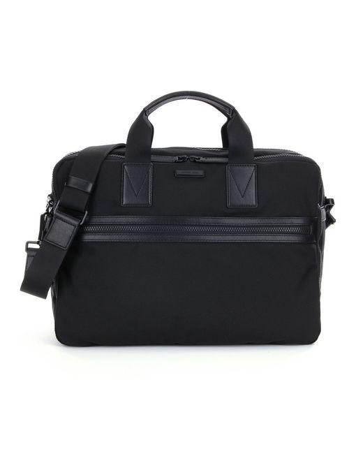 Michael Kors | Black Parker Briefcase for Men | Lyst