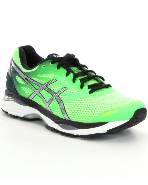 Asics | Green Gel-cumulus® 18 Men ́s Running Shoes for Men | Lyst