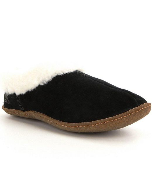 Sorel   Black ® Women ́s Nakiska Slippers   Lyst