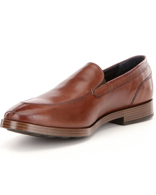 Cole Haan Grand Os Slip On Shoes Size