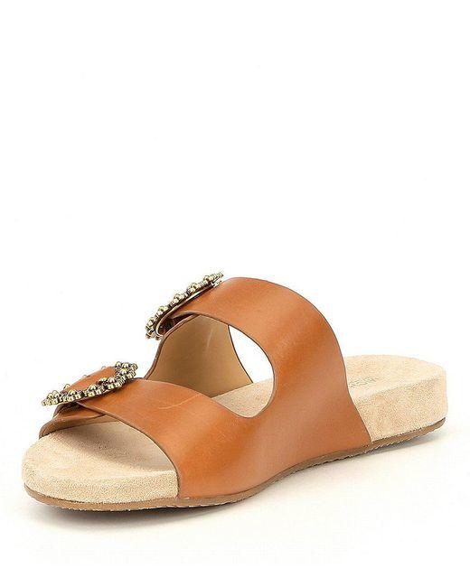 MICHAEL Michael Kors Ryder Slide Sandals BS4gz4bR