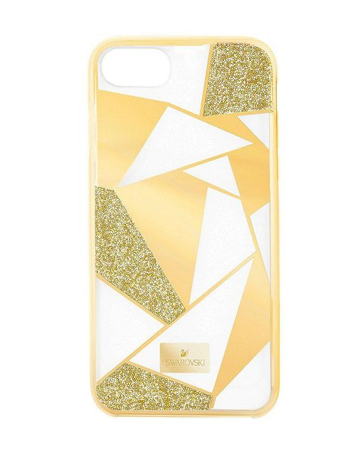 Swarovski - Metallic Heroism Iphone 8 Plus Case - Lyst