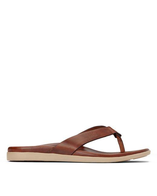 22c91ee57a59 ... Lyst Vionic - Brown Men s Elijah Flip-flops for Men ...