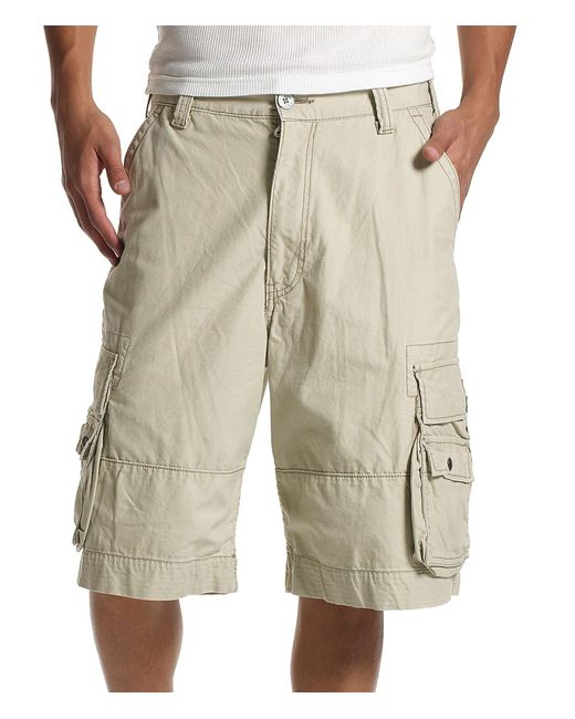 Levi's - White ® Squad Belted Cargo Shorts for Men - Lyst