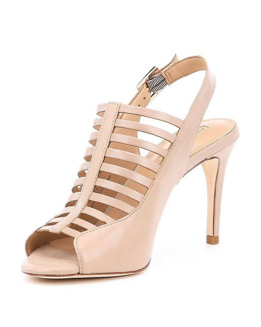 Antonio Melani Pearta Caged Dress Sandals zNMYEh