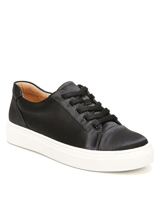 Naturalizer - Black Cairo Lace Up Sneakers - Lyst