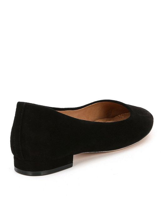 Vintal Suede Casual Flats FRB5k