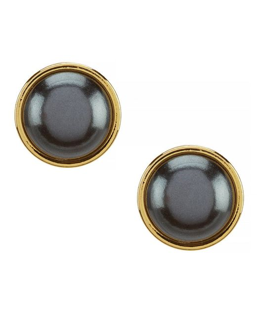 Kate Spade - Multicolor Small Round Stud Earrings - Lyst