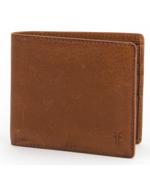 Frye - Black Oliver Billfold Wallet for Men - Lyst