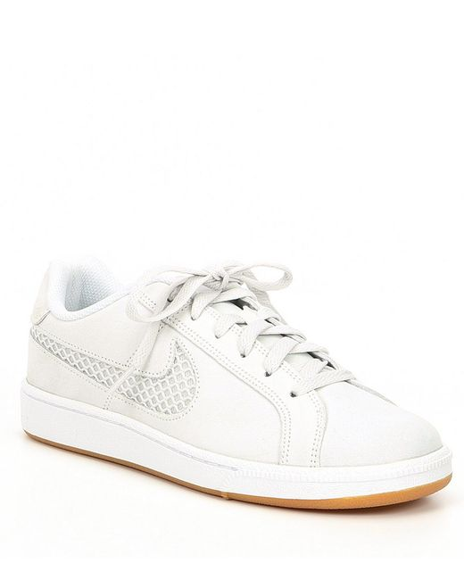 Lyst - Nike Women s Court Royale Premium Lifestyle Shoe in White cfafc8041a