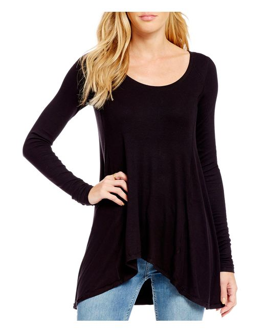 Free People - Black January Tee - Lyst