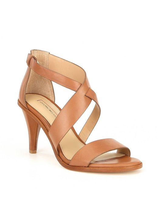 81904383c Antonio Melani - Brown Cuteli Dress Sandals - Lyst ...