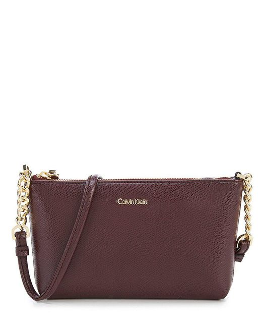 Calvin Klein | Multicolor Hayden Mercury Cross-body Bag | Lyst