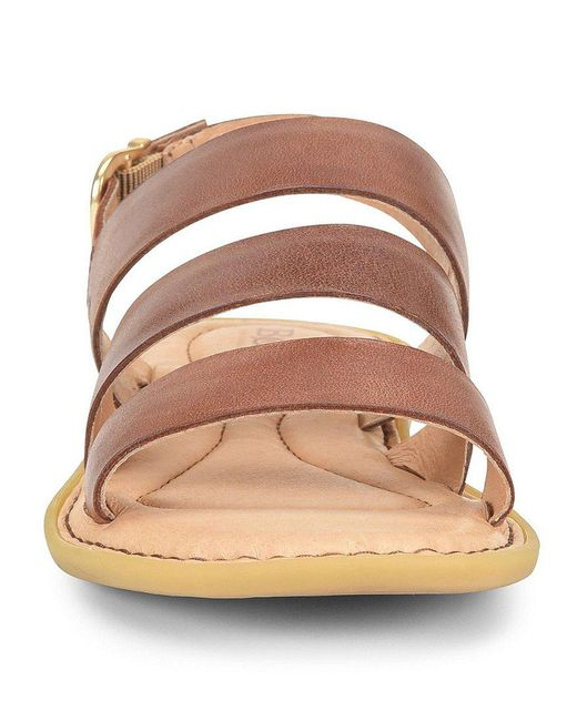 Froya Leather Banded Sandals GB8lC