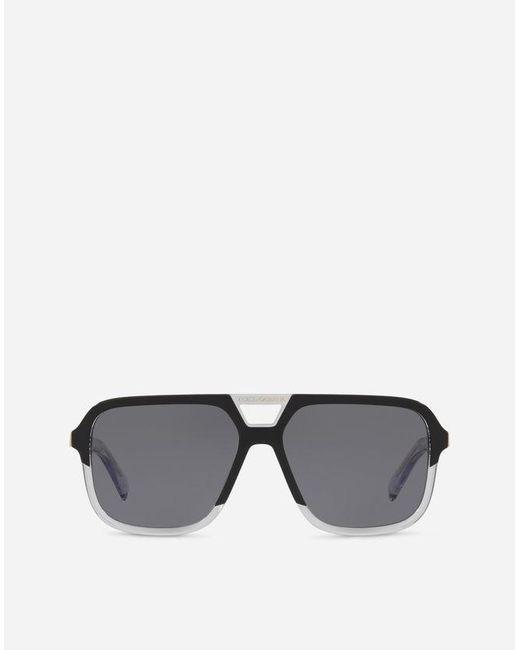 3f89883c28 Dolce & Gabbana - Multicolor Gafas De Sol De Acetato