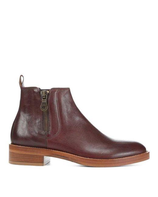 Donald J Pliner | Brown Giraldo Vachetta Leather Boot for Men | Lyst
