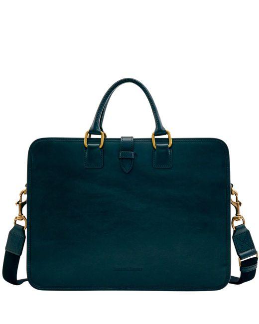 Dooney & Bourke - Black Florentine Brooklyn Briefcase - Lyst