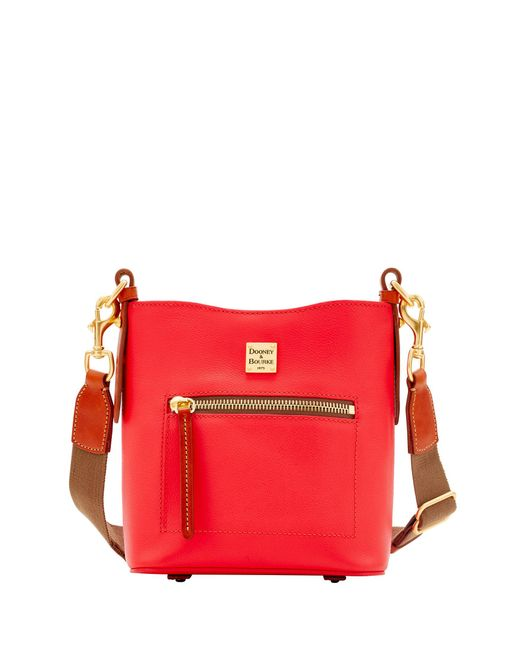 Dooney & Bourke - Red Raleigh Small Roxy Bag - Lyst