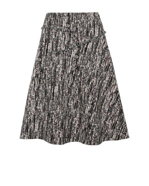 Dorothee Schumacher | Black Texture Skirt | Lyst