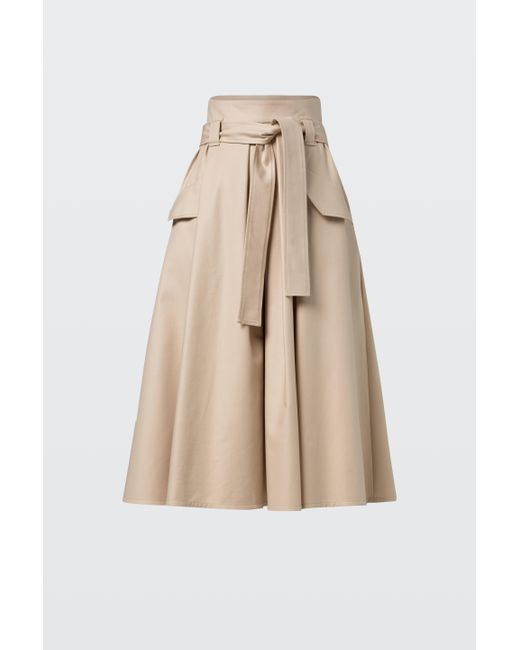 Dorothee Schumacher - Natural Bold Silhouette Skirt - Lyst