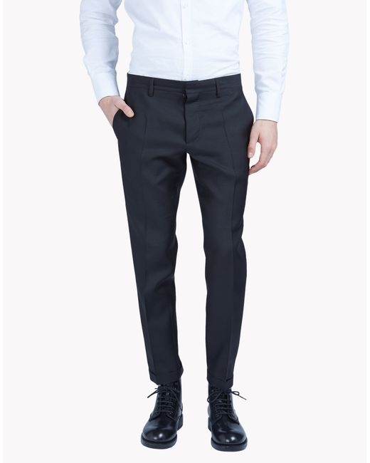 DSquared² | Black Hockney Trousers for Men | Lyst