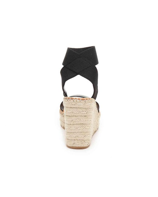 6eac7b65f6c Lyst - Dolce Vita Pavlin Espadrille Wedge Sandal in Black - Save 58%