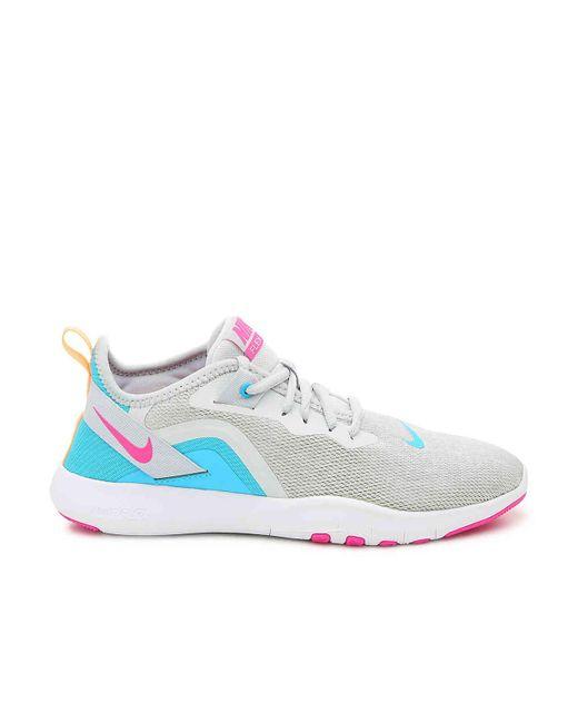 a3a22dabf087 ... Nike - Blue Flex Tr 9 Lightweight Training Shoe - Lyst ...