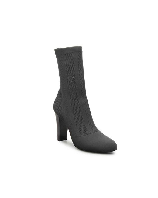 Charles David - Black Shirley Bootie - Lyst