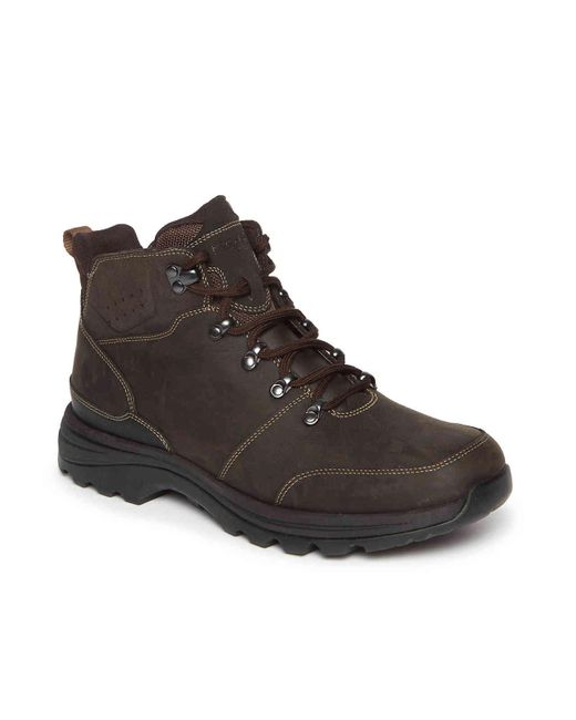 Lyst Rockport Xcs Mudguard Boot In Brown For Men Save