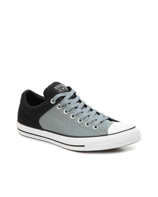 47815ceed7dd Converse - Gray Chuck Taylor All Star Hi Street Sneaker - Lyst ...