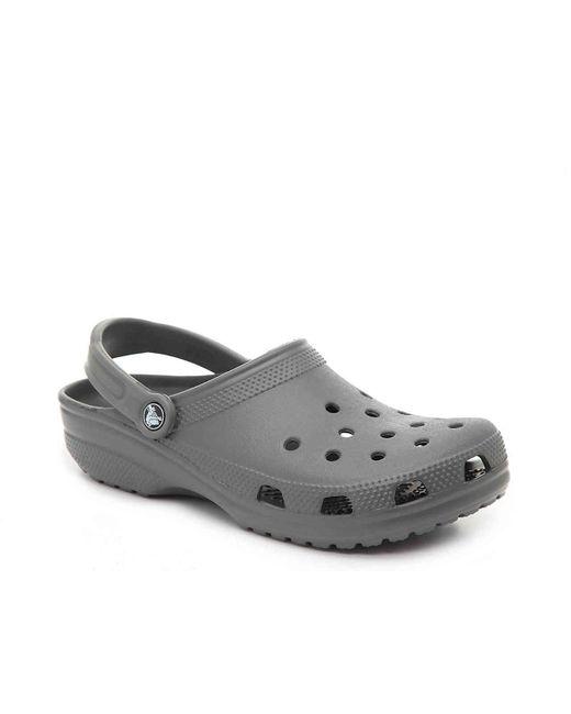 Crocs™ - Gray Original Clog for Men - Lyst
