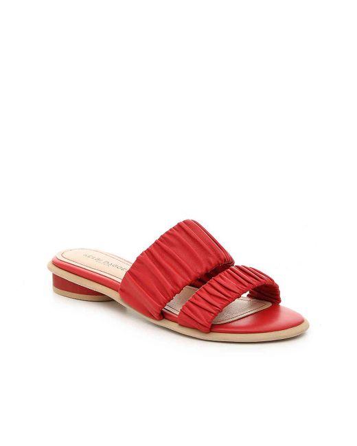 Kelsi Dagger Brooklyn - Red Surf Sandal - Lyst