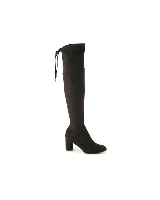 90baa3cffe6 ... Marc Fisher - Black Locket Over The Knee Boot - Lyst ...