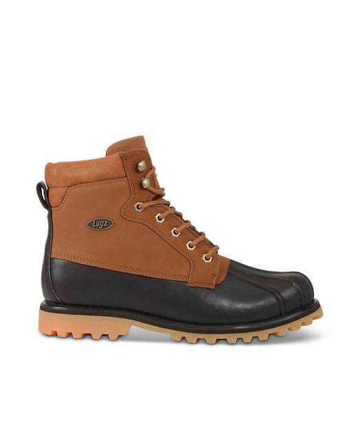 21152e5cffd6 ... Lugz - Brown Mallard Duck Boot - Lyst ...
