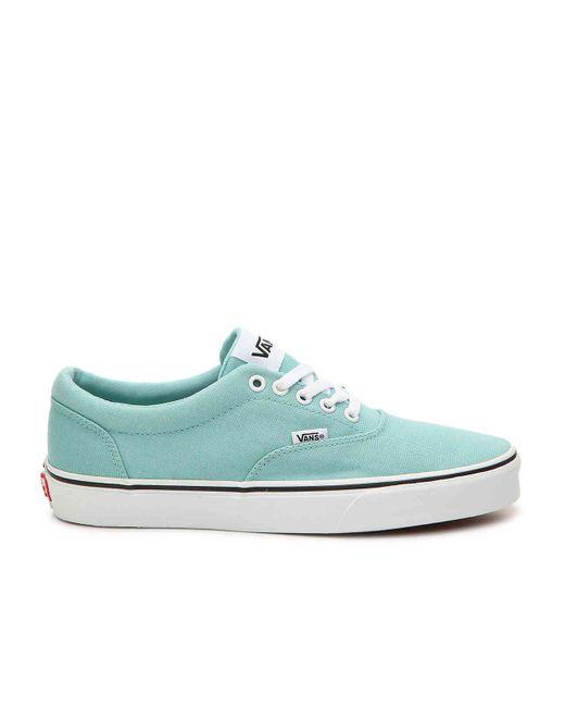 82d226a719c1be ... Vans - Blue Doheny Sneaker for Men - Lyst ...