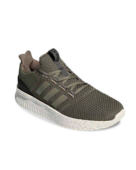 Adidas - Green Cloudfoam Ultimate Sneaker for Men - Lyst ... f3c691ff4