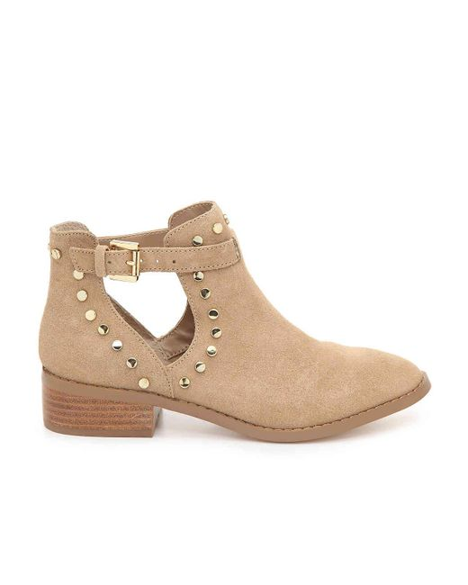 32ee3a4a5868 Lyst - Carlos By Carlos Santana Blake Bootie in Natural - Save 70%